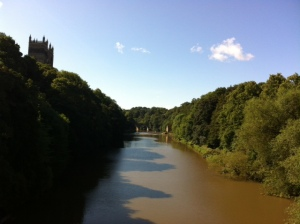 River Wear at Durham