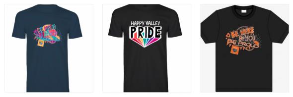 HVP-t-shirts